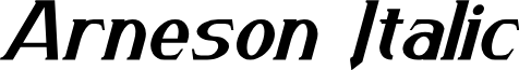 Arneson Italic