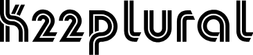 Preview image for K22Plural Font