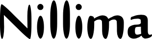 Preview image for Nillima Font