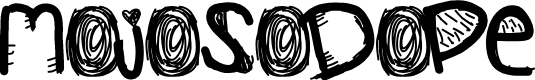 Preview image for MojoSoDope Font