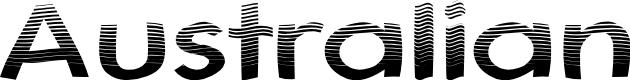 Preview image for Australian Sunrise Font