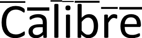 Preview image for Calibre Font