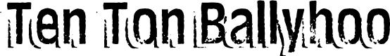 Preview image for Ten Ton Ballyhoo Alternates
