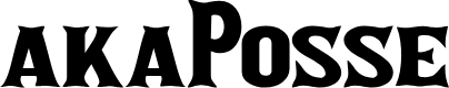Preview image for akaPosse Font