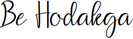 Preview image for Be Hodakga Font