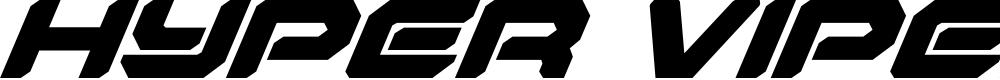 Preview image for Hyper Viper Super-Italic