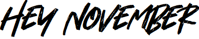 Preview image for Hey November Font