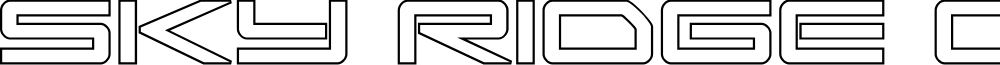 Sky Ridge Outline