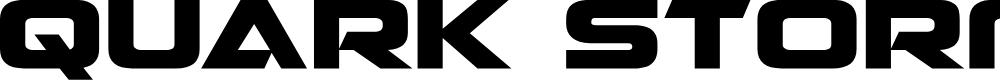 Preview image for Quark Storm Regular Font