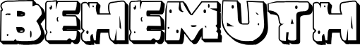Behemuth 3D