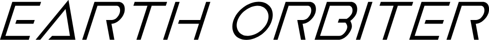 Preview image for Earth Orbiter Super-Italic