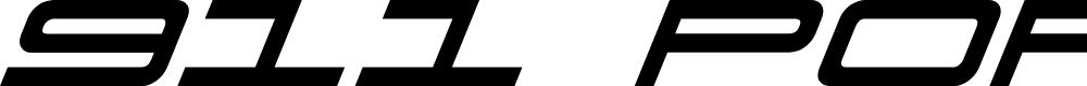 Preview image for 911 Porscha Italic