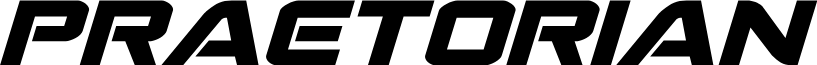 Praetorian Expanded Italic