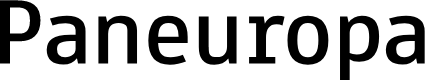 Preview image for Paneuropa Road Font