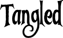 Preview image for Tangled Font