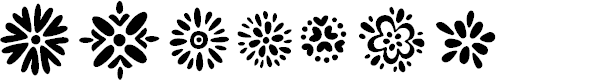 Preview image for Kembang Font