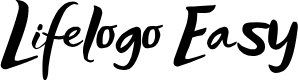 Preview image for Lifelogo Easy Font