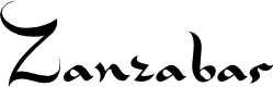 Preview image for Zanzabar Font