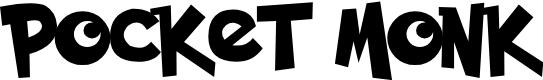 Preview image for Pocket Monk Font