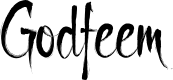 Preview image for Godfeem Font