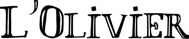 Preview image for L'Olivier Font