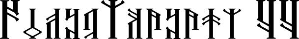 Preview image for DwarfSpirits BB Font