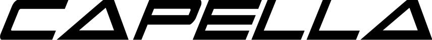 Preview image for Capella Extra-condensed Italic