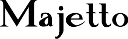 Preview image for Majetto Font
