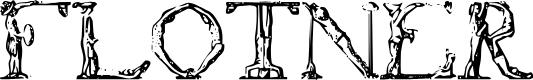 Preview image for Flotner Font