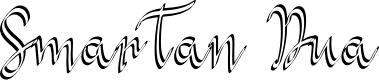 Preview image for SmarTan Dua Italic Font