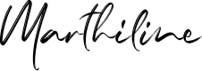 Preview image for Marthiline Font