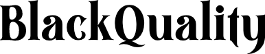 Preview image for BlackQuality Font
