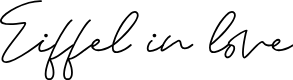 Preview image for Eiffel in love Font
