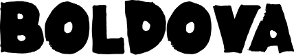 Preview image for Boldova Font