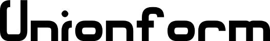 Preview image for Unionform Font
