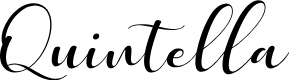 Preview image for Quintella Font