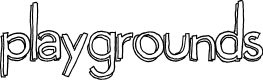 Preview image for Playgrounds Font