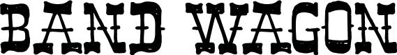 Preview image for Band Wagon DEMO Regular Font