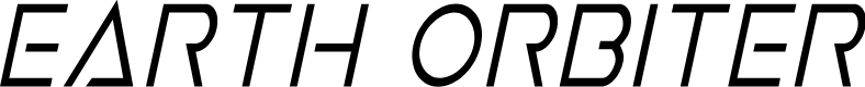 Preview image for Earth Orbiter Condensed Italic