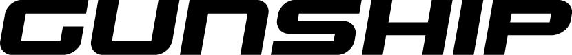 Preview image for Gunship Semi-Italic Semi-Italic
