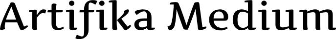 Preview image for Artifika Medium