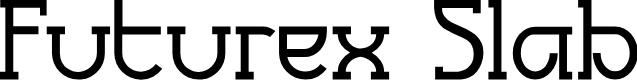 Preview image for Futurex Slab Font