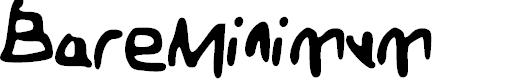 Preview image for BareMinimum