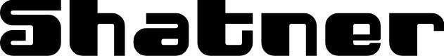 Preview image for Shatner Font