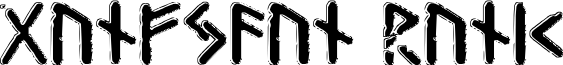 Gunfjaun Runic