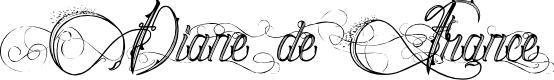 Preview image for Diane de France Font