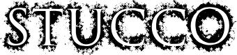 Preview image for Stucco Regular Font