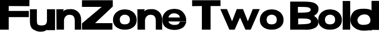 FunZone Two Bold