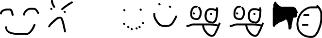 Preview image for Be Happy Font