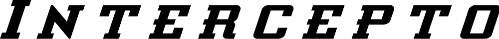 Preview image for Interceptor Title Italic